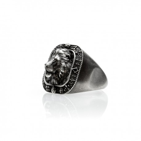 Lion King  Signet Ring